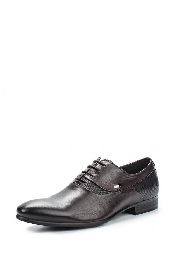 Туфли Hortos 657231/01-02 коричневые
