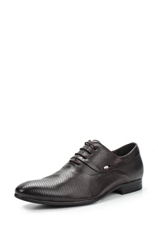 Туфли Hortos 657231/02-02 коричневые
