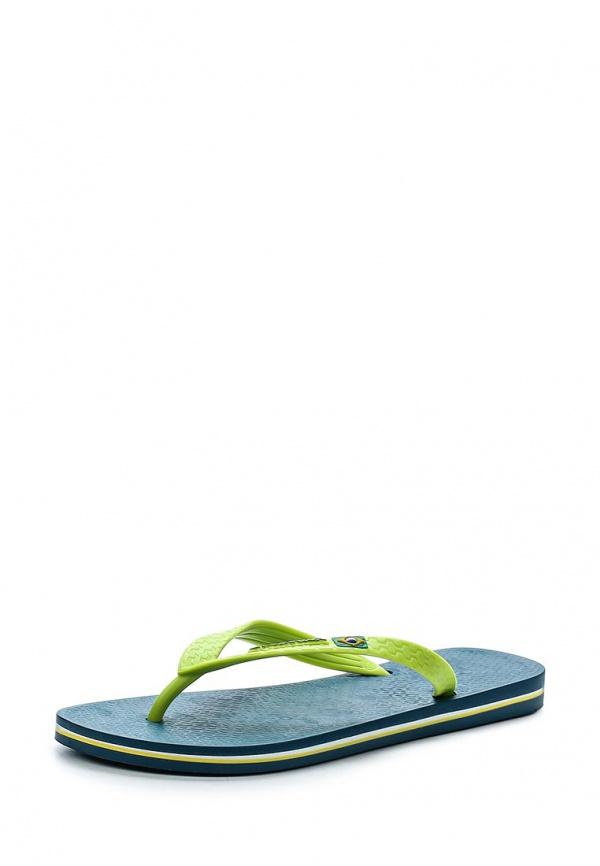 Сланцы Ipanema 80415-23624-A зеленые