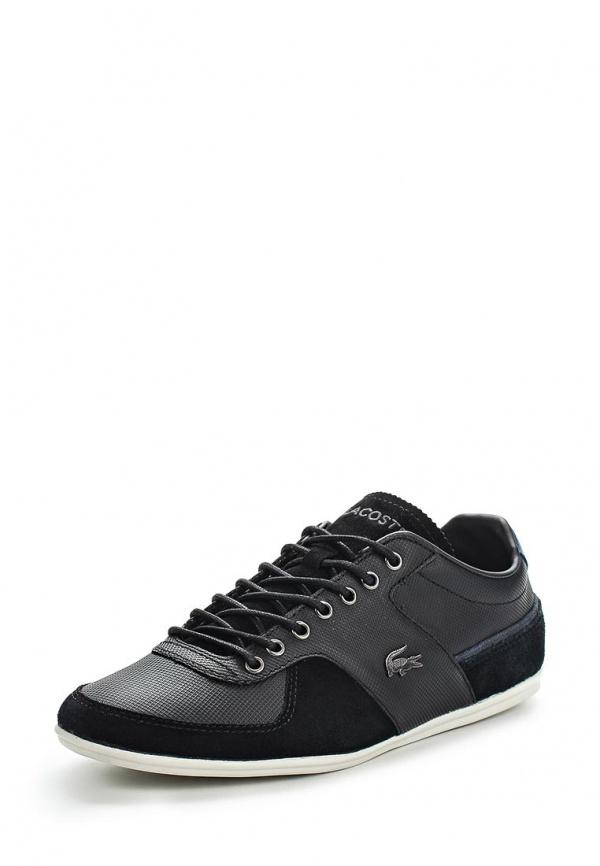 Кроссовки Lacoste SRM2147024 чёрные