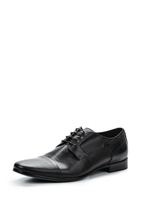 Туфли Paolo Conte 61-281-41-2 чёрные