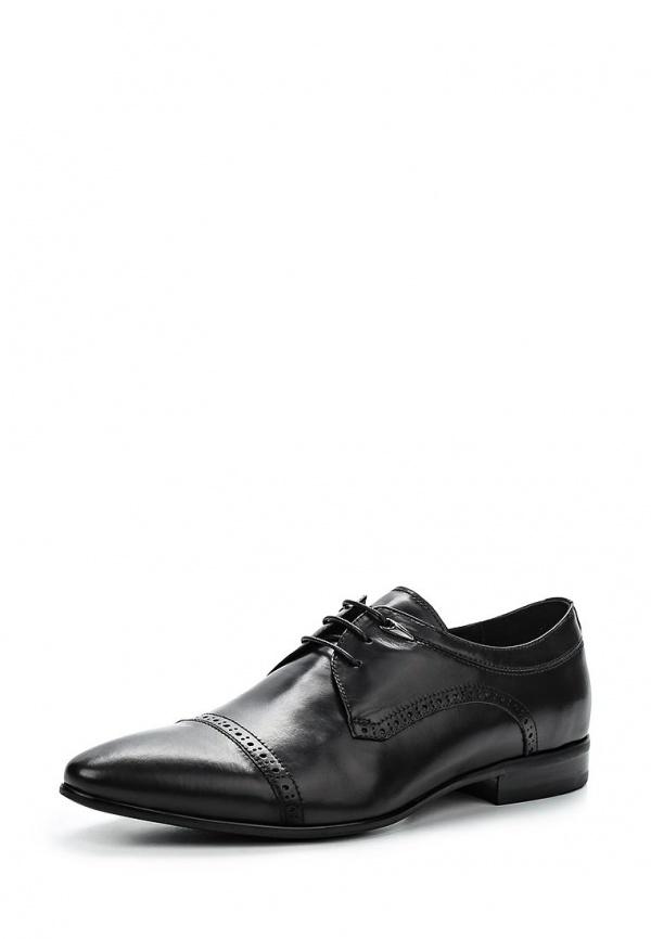 Туфли Paolo Conte 61-261-21-2 чёрные