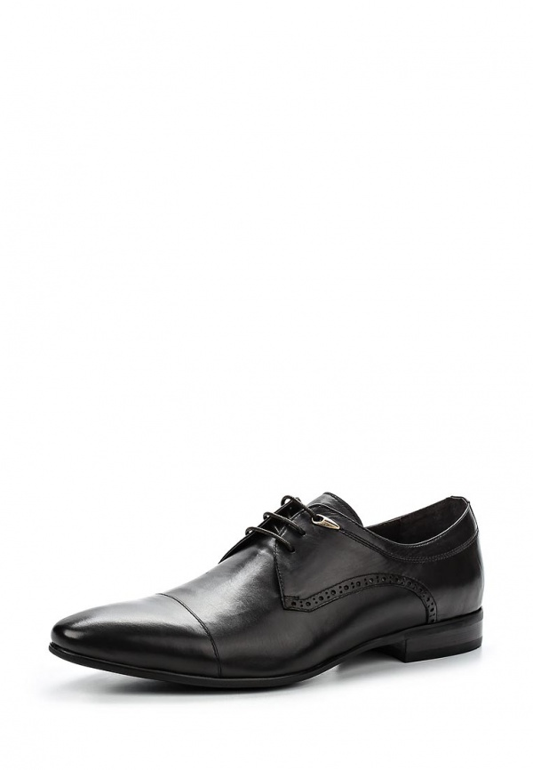 Туфли Paolo Conte 61-261-26-2 коричневые