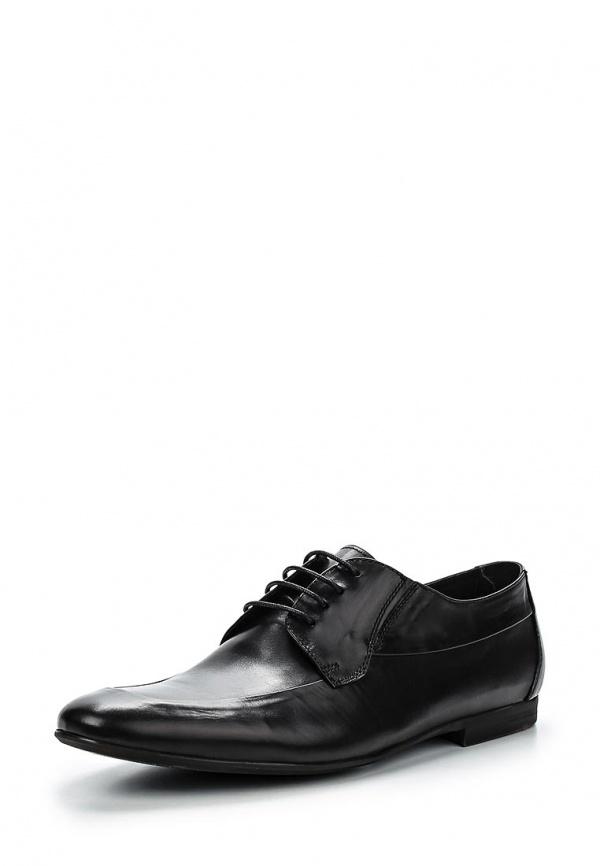 Туфли Paolo Conte 61-486-12-2 чёрные