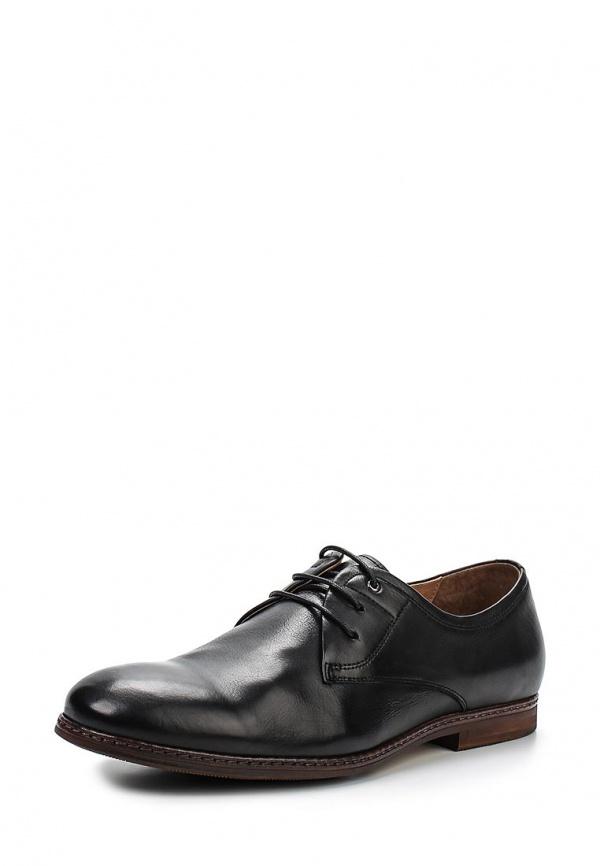 Туфли Paolo Conte 61-421-11-2 чёрные