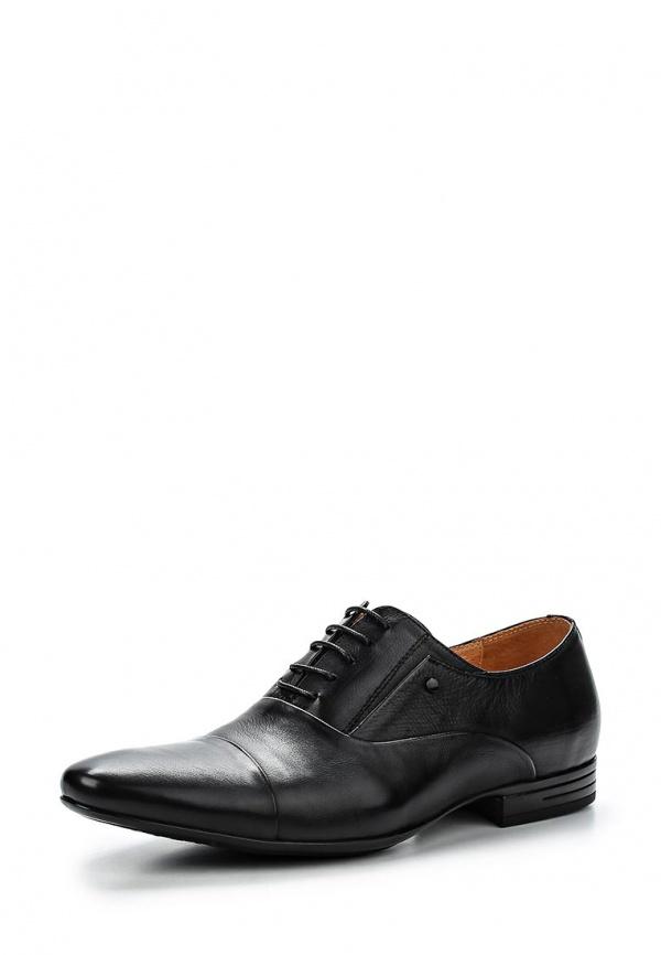 Туфли Paolo Conte 61-200-21-2 чёрные