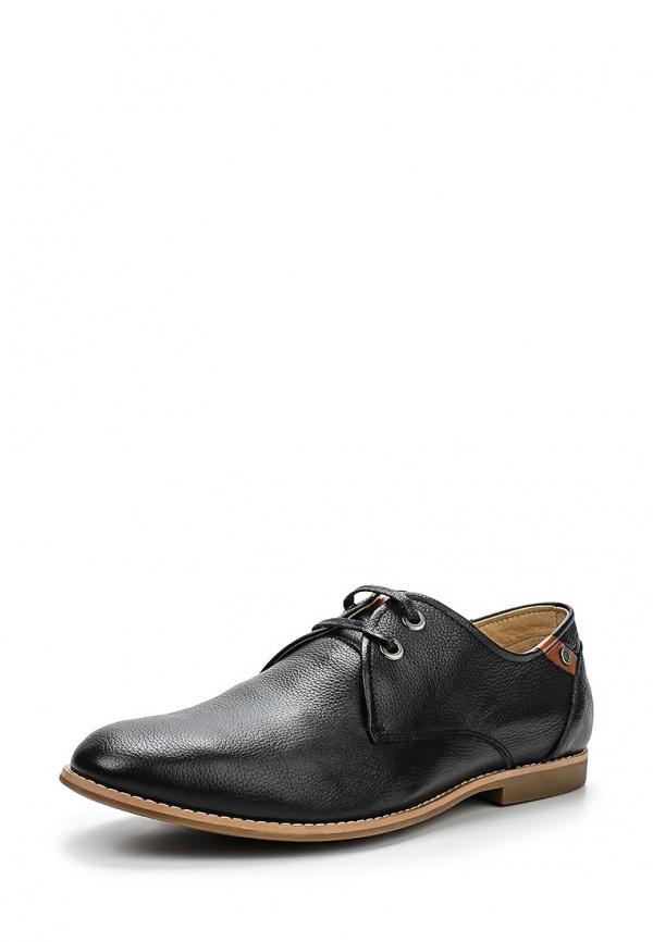Туфли Paolo Conte 61-286-21-2 чёрные