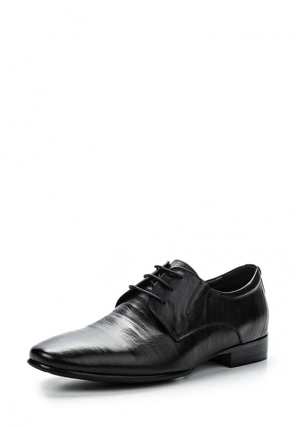 Туфли Paolo Conte 61-424-11-2 чёрные
