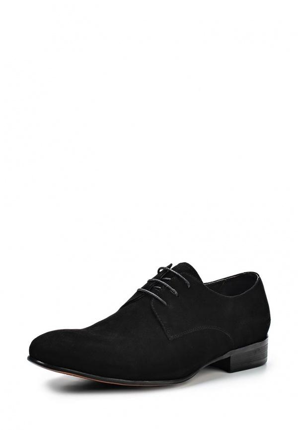 Туфли Paolo Conte 61-404-21-2 чёрные