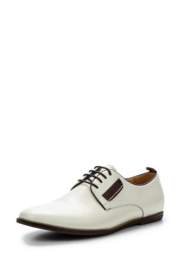 Туфли Paolo Conte 61-414-10-2 белые