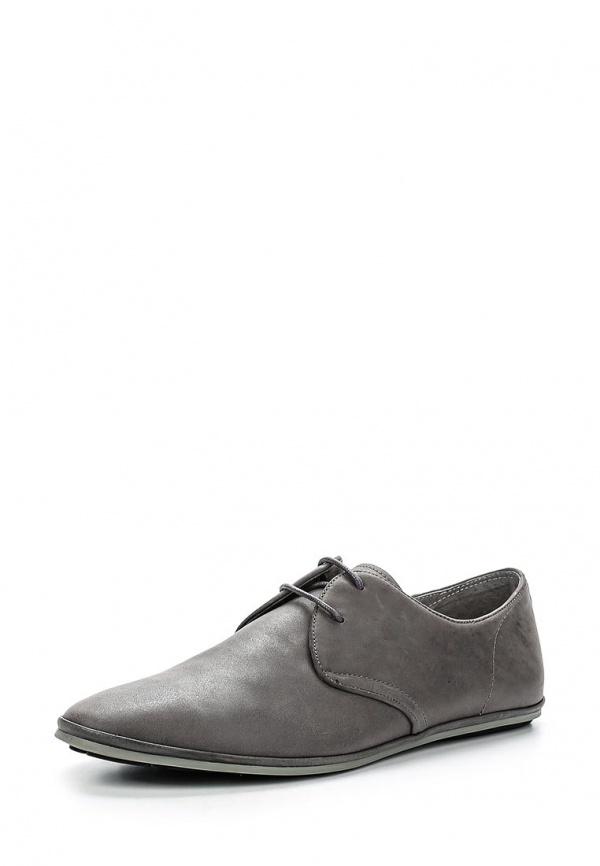 Туфли Paolo Conte 61-605-18-2 серые