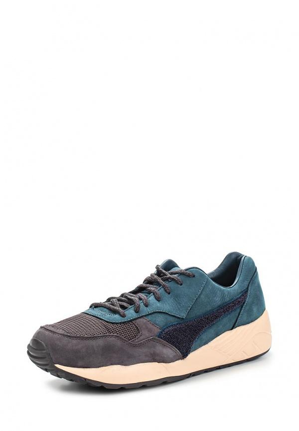 Кроссовки Puma 35703305 серые, синие, фиолетовые