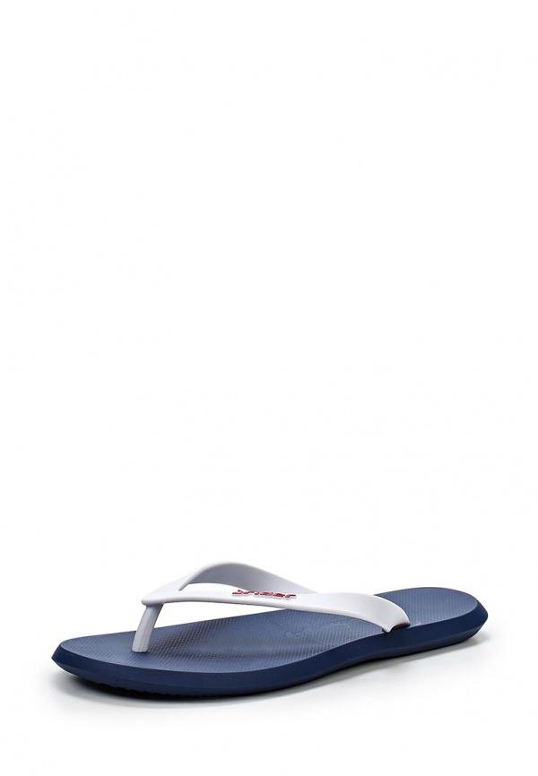 Сланцы Rider 81093-22569-A белые, синие