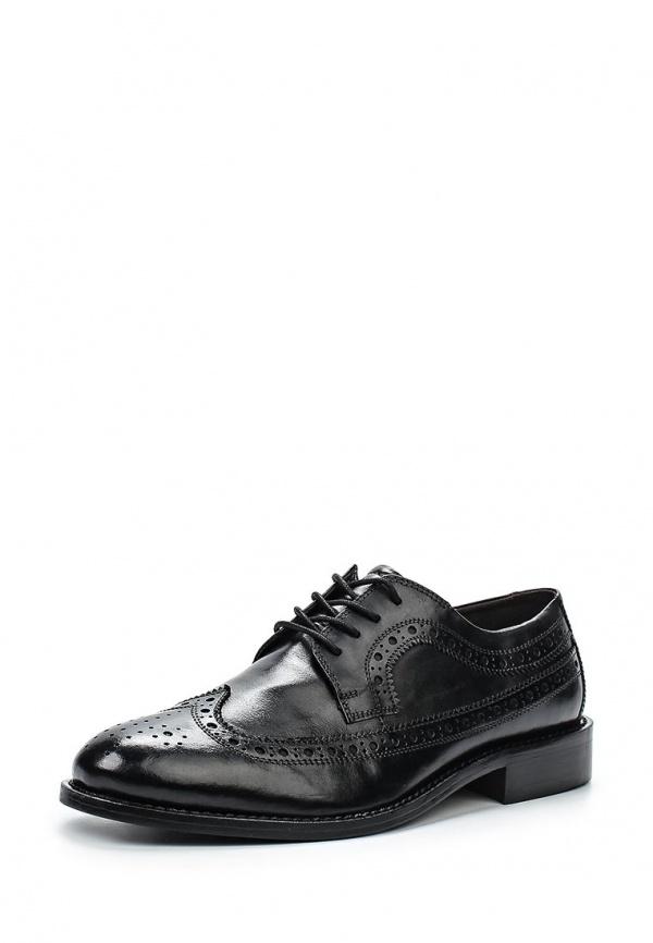Туфли Salamander 31-90802-01 чёрные
