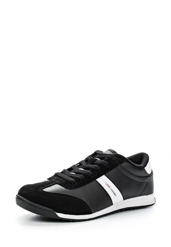 Кроссовки Strobbs C2174-3 чёрные