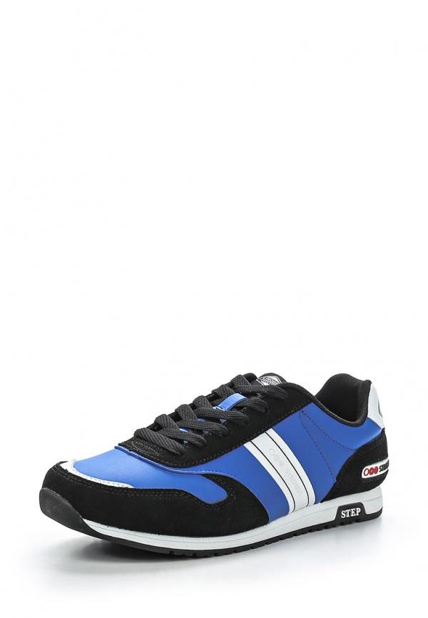 Кроссовки Strobbs C2131-22 синие, чёрные