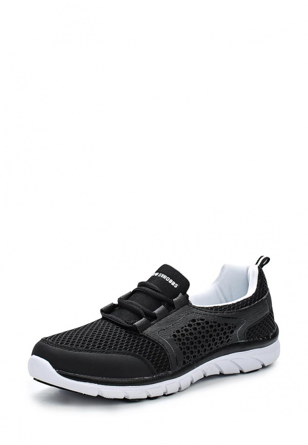 Кроссовки Strobbs C2168-3 чёрные
