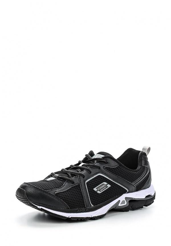 Кроссовки Strobbs C2182-3 чёрные