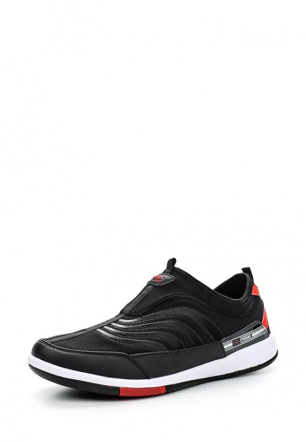 Кроссовки Strobbs C2162-3 чёрные