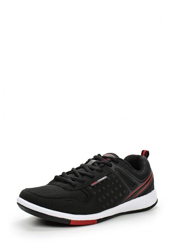 Кроссовки Strobbs C2166-3 чёрные