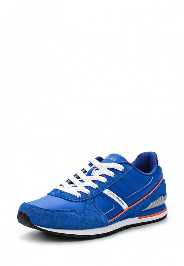 Кроссовки Strobbs C2142-22 синие