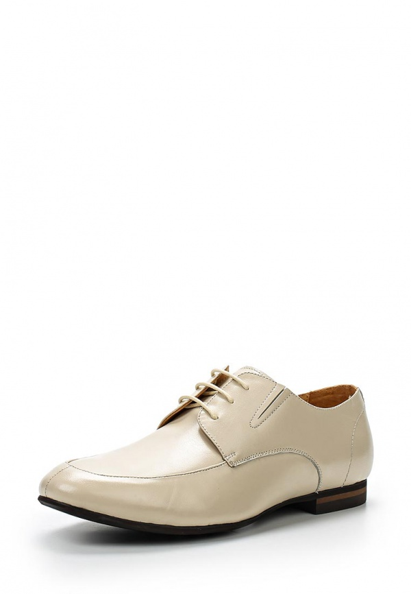 Туфли Vitacci M13650 бежевые