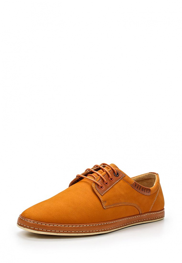 Туфли Vitacci M15028 оранжевые