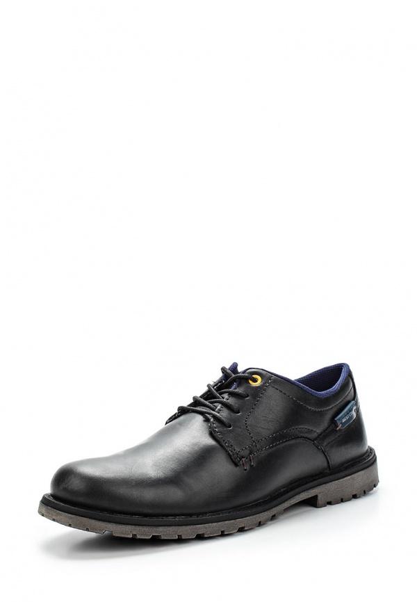 Ботинки West Coast 118401-2 чёрные
