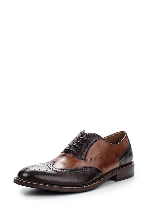 Туфли Aldo ALFRED коричневые, чёрные