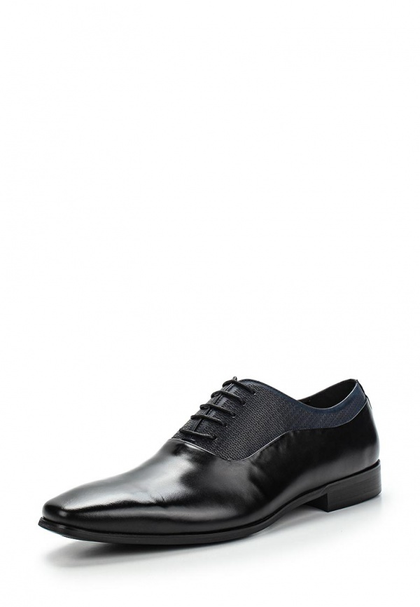 Туфли Aldo ALSON синие, чёрные