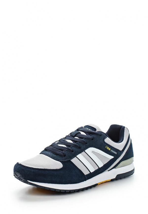 Кроссовки Strobbs C2156-2 синие