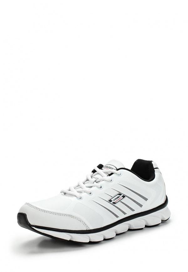 Кроссовки Strobbs C2175-6 белые, чёрные