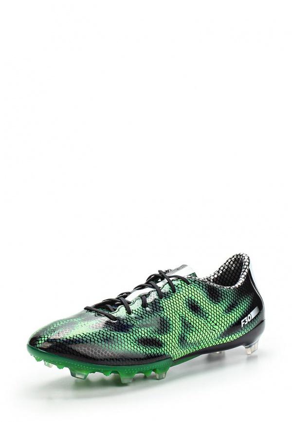 Бутсы adidas Performance B35994 зеленые