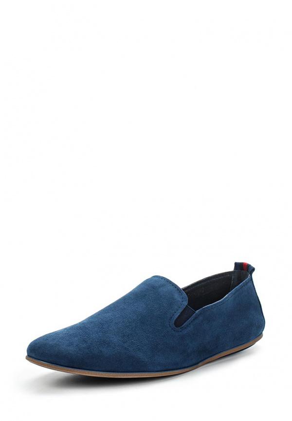 Слипоны Just Couture 212805-1-55 синие
