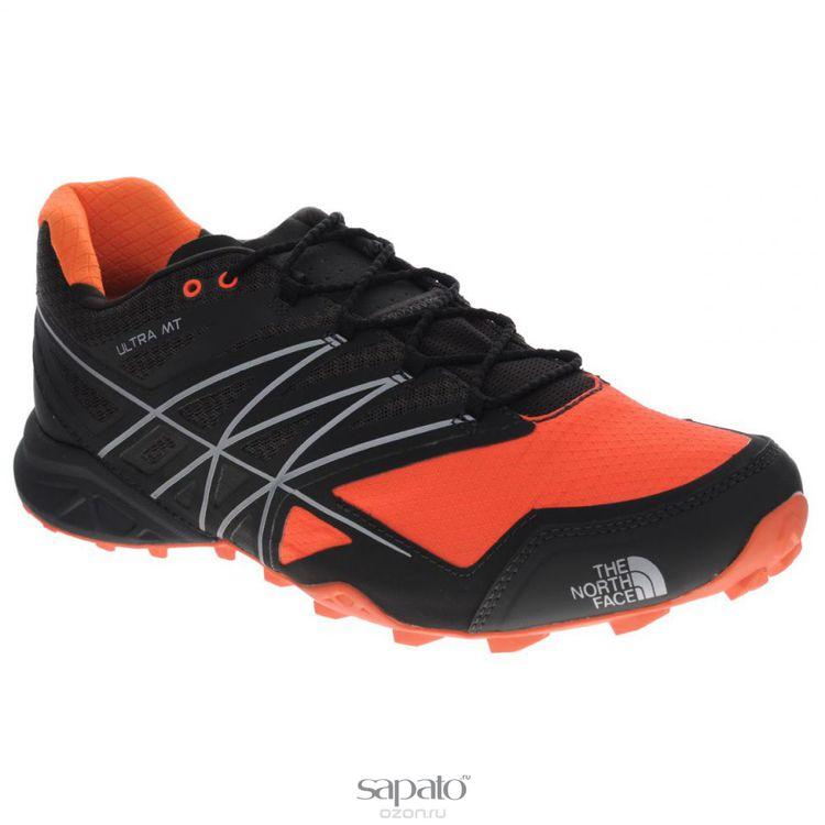 Кроссовки The North Face Кроссовки мужские для бега Ultra MT оранжевые