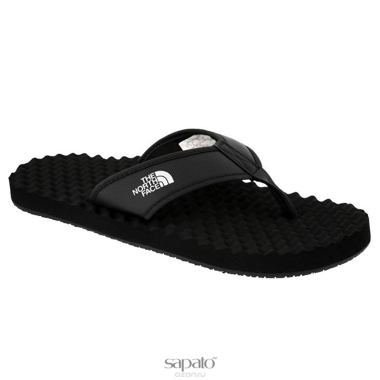 Сланцы The North Face Сланцы муж. M BASE CAMP FLIP-FLOP чёрные
