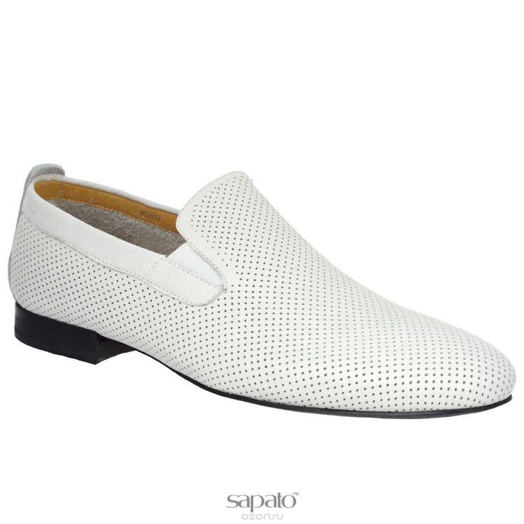Туфли Vitacci Туфли мужские. M17919 белые