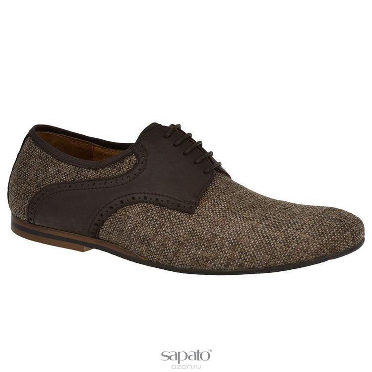 Туфли Vitacci Туфли мужские. M4034 коричневые