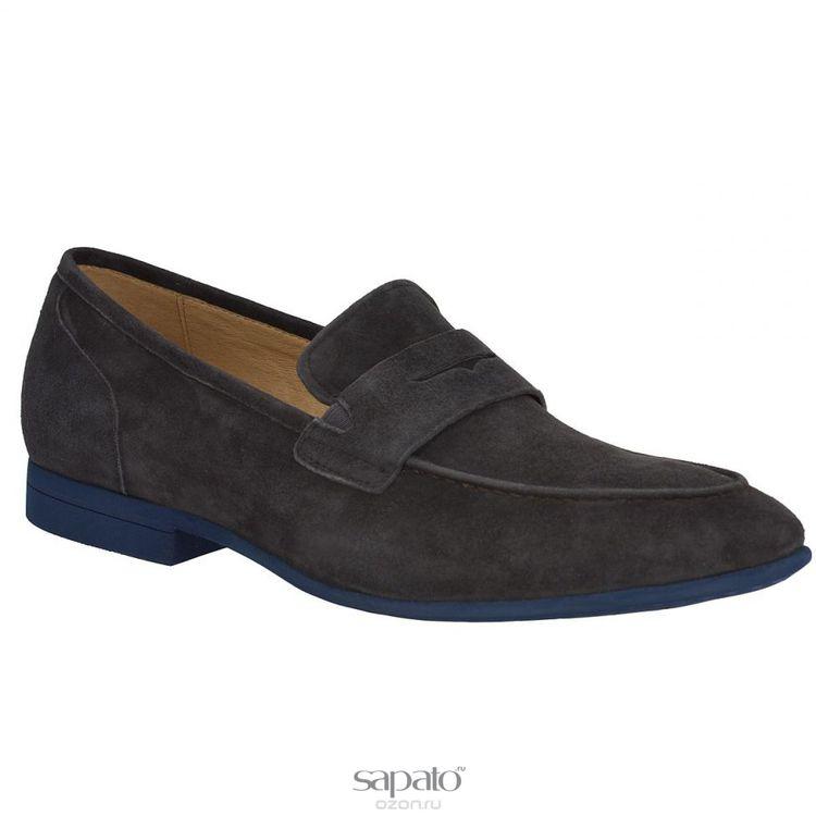 Туфли Vitacci Туфли мужские. M13525 серые