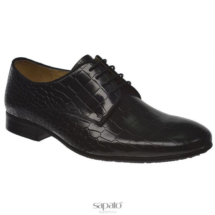 Туфли Vitacci Туфли мужские. M171083 чёрные