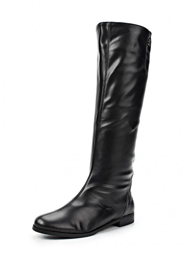 Сапоги Sinta 1198-16A-57-M чёрные