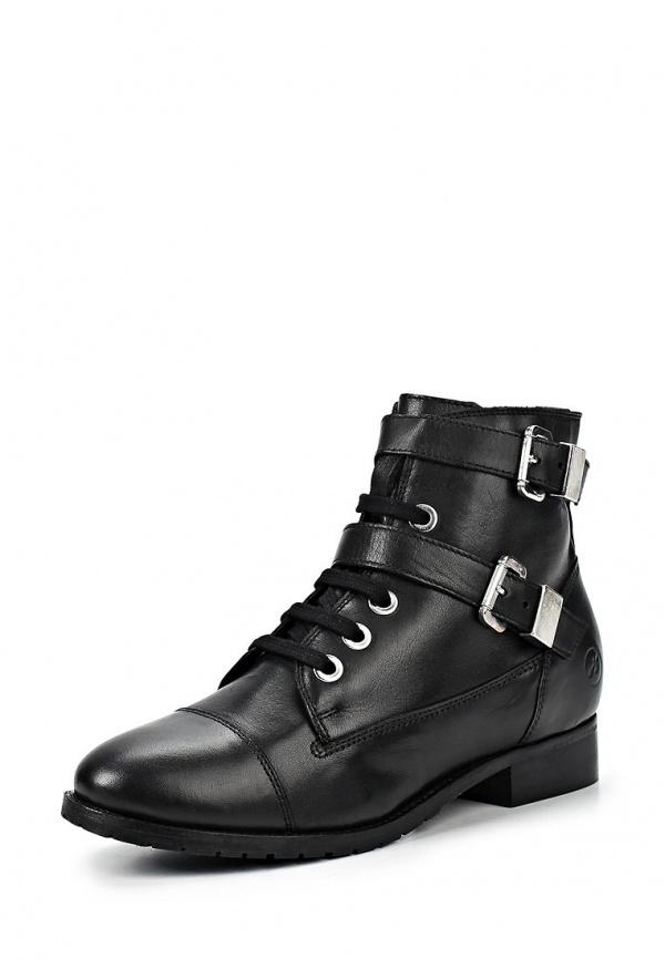 Ботинки Bronx 44053-M-01 чёрные