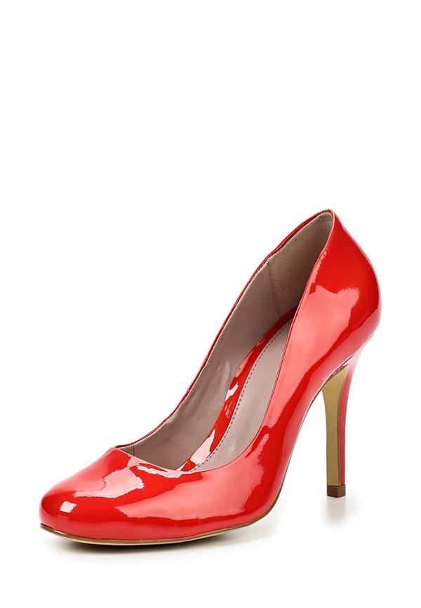 Туфли Laceys London 3855645 красные