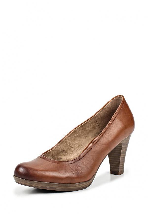 Туфли Tamaris 1-1-22410-24-440 коричневые