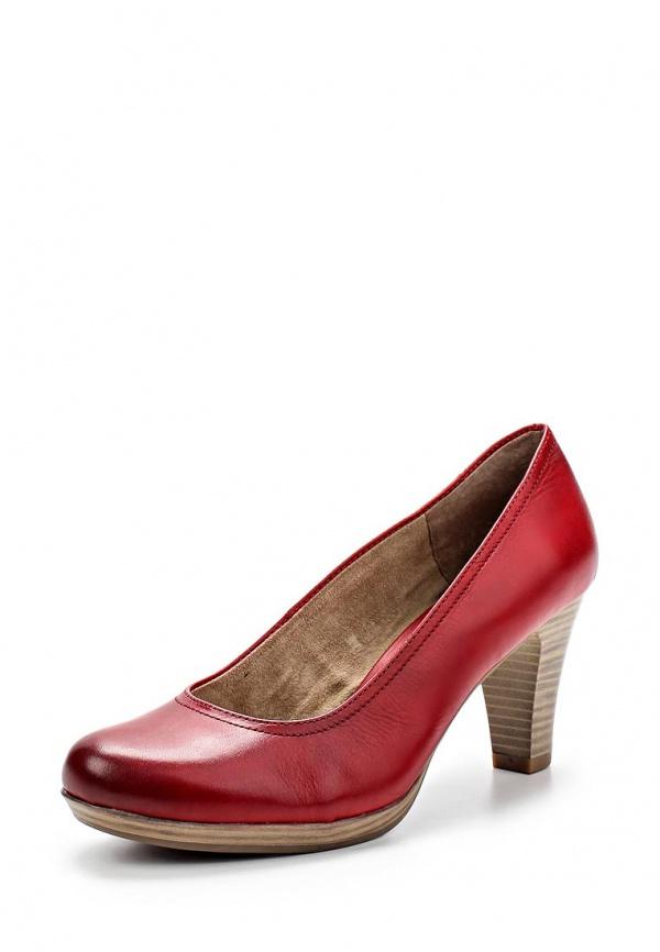 Туфли Tamaris 1-1-22410-24-533 красные