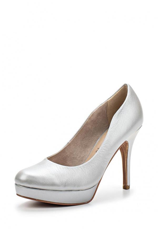 Туфли Tamaris 1-1-22419-24-941 серебристые