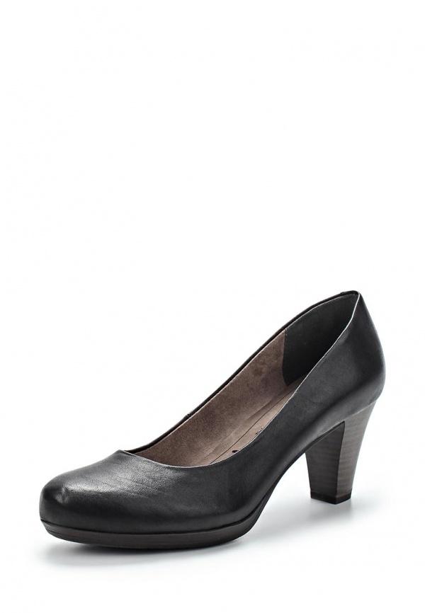 Туфли Tamaris 1-1-22404-24-001 чёрные