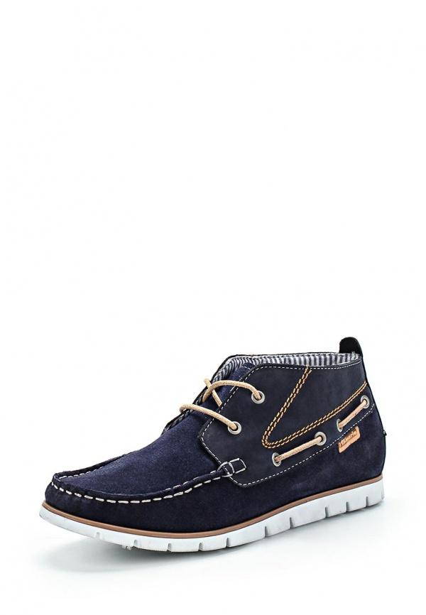 Ботинки Tamaris 1-1-25215-24-802 синие