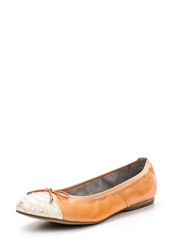 Балетки Tamaris 1-1-22129-24-693 оранжевые