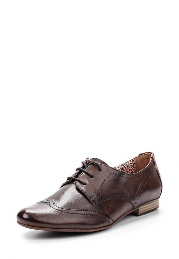 Ботинки Tamaris 1-1-23207-24-369 коричневые